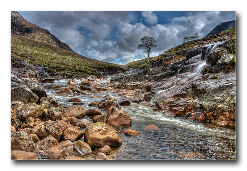 Alan Gray - River Etive