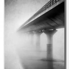 Alan Gray - Disappearing bridge