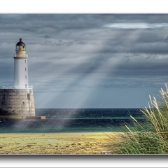Alan Gray - Lighting the lighthouse