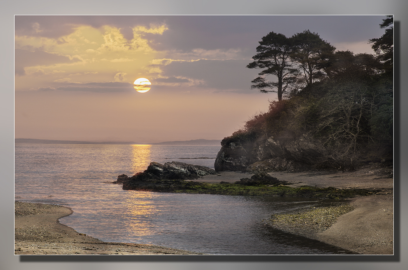 Bill McKenzie - Kintyre Sunset