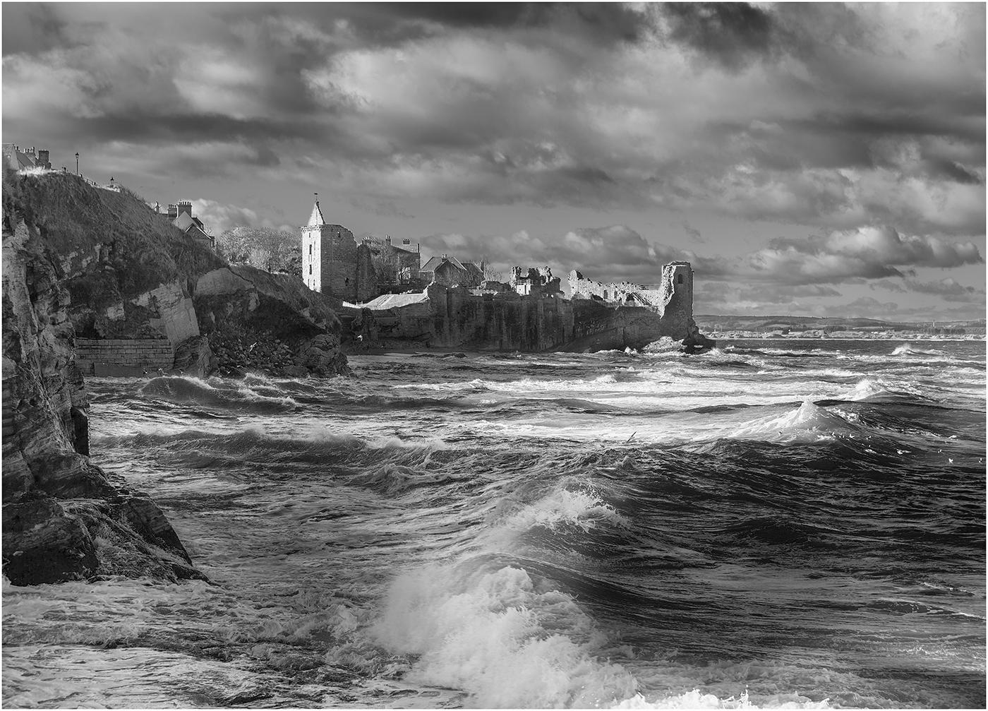 St. Andrews Castle mem 93