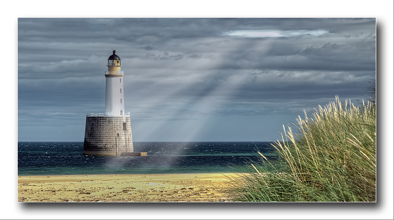Alan Gray - Lighting the lighthouse