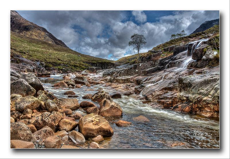 Alan Gray - River Etive