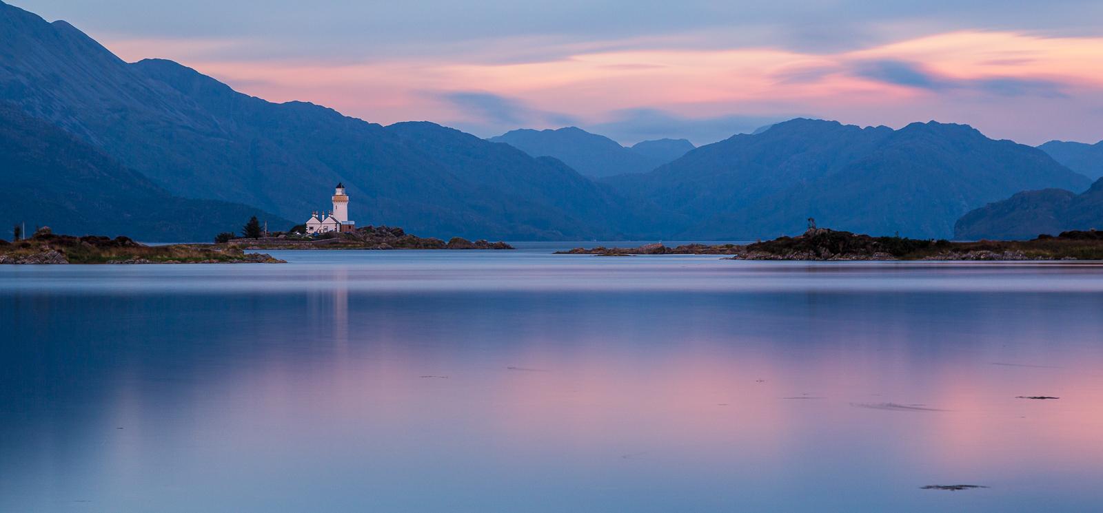 Ornsay Lighthouse