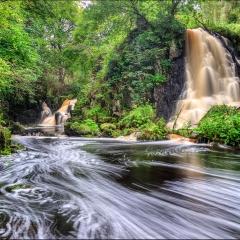 Linn Jaw Falls - Alan Gray