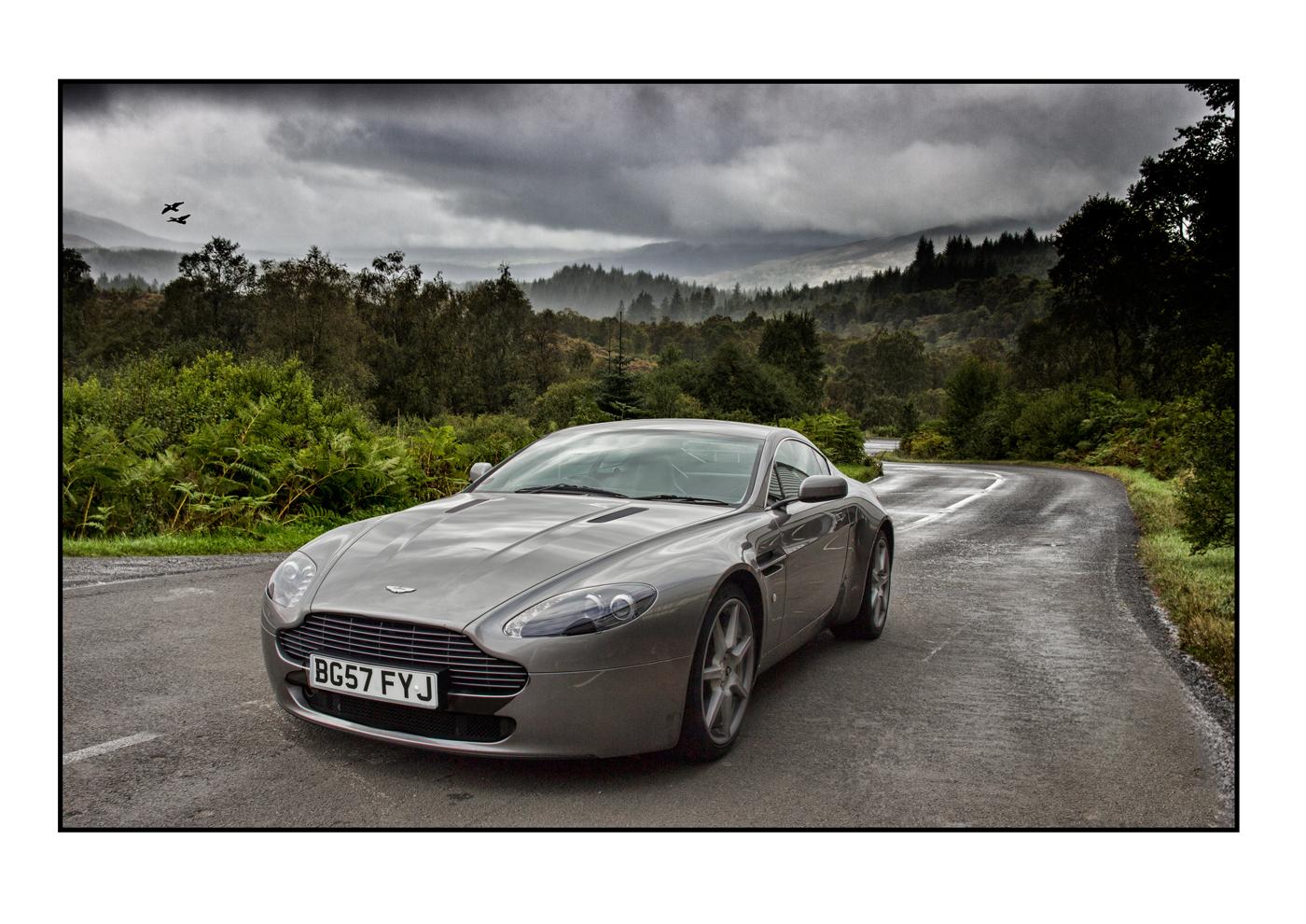V8 Aston